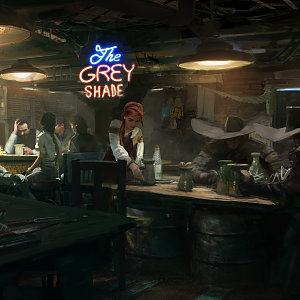 Location Grey Shade Tavern (Pulse)